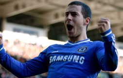 Eden Hazard scores against Hull City