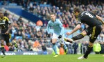 Lampard in action against Manchester City