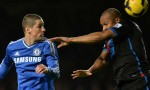Torres in action against Crystal Palace