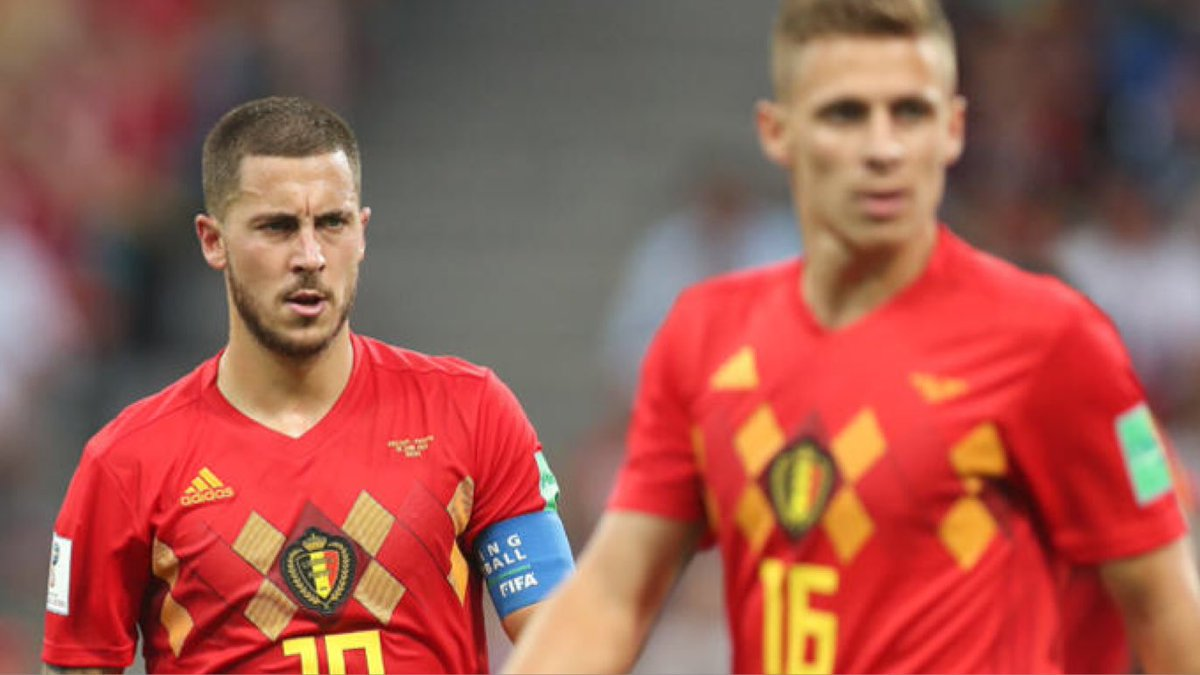 Eden Hazard's youngest brother catching the eye of Chelsea scouts