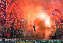 Champions League Atmosphere