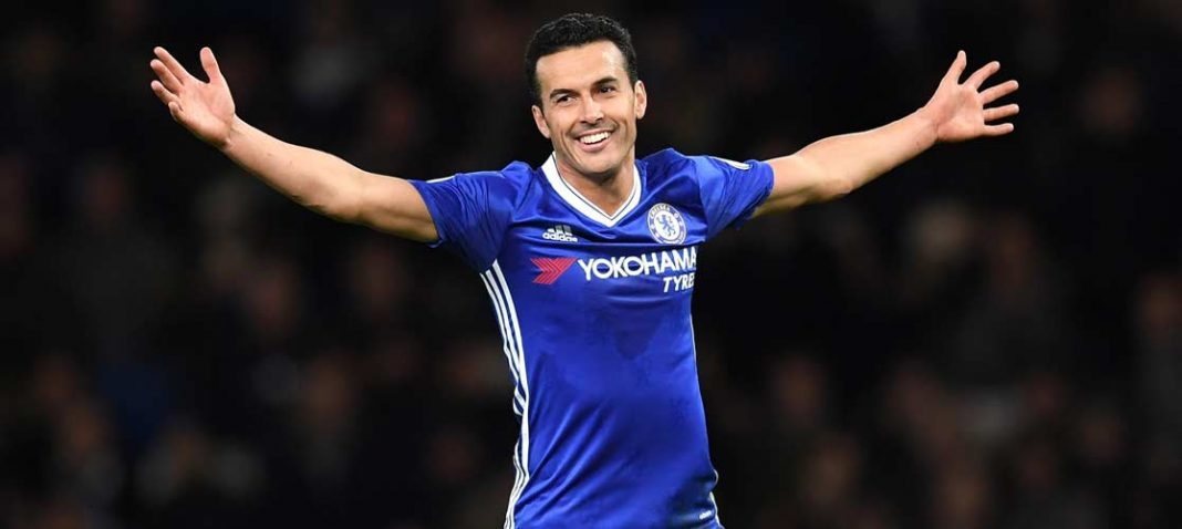 Chelsea's Pedro to return to Barcelona in Champions League