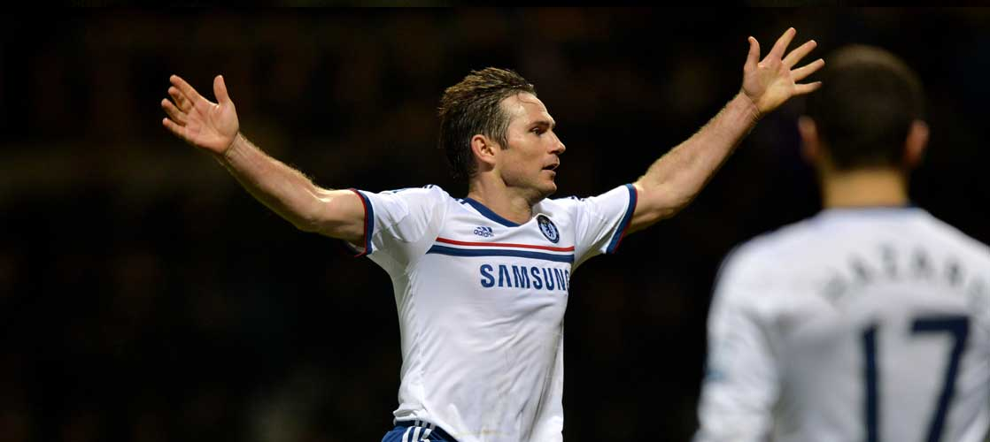 Branislav Ivanovic versus West Ham United