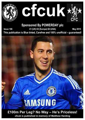 cfcuk issue166 chelsea fc news
