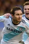 Frank Lampard against Everton