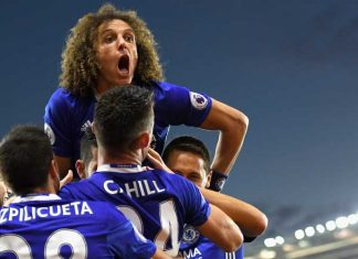 David Luiz at Southampton