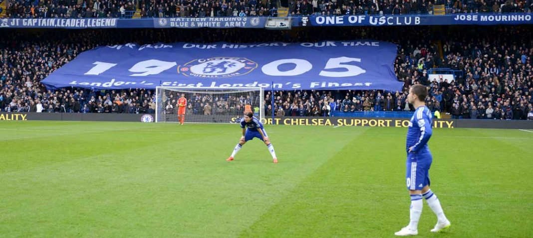 Matthew Harding show their support