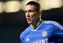 Torres in action against Liverpool